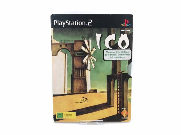 Ico PS2